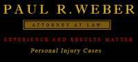 Law Offices of Paul R. Weber