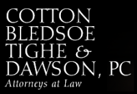 Cotton, Bledsoe, Tighe & Dawson A Professional Corporation