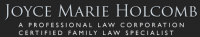 Joyce Marie Holcomb A Professional Law Corporation