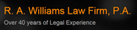 R. A. Williams Law Firm, P.A.
