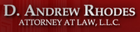 D. Andrew Rhodes | Attorney at Law