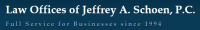 Law Offices of Jeffrey A. Schoen, P.C.