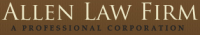 Allen Law Firm A Professional Corporation