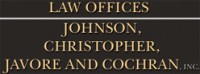 Johnson, Christopher, Javore & Cochran, Inc.