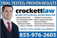 Crockett Law, P.C