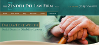 DFWSSDI - Social Security Disability Lawyers at Zendeh Del Law Firm