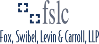 Fox, Swibel, Levin & Carroll, LLP