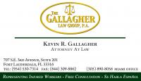 The Gallagher Law Group, P.A.