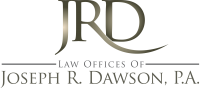 Law Offices of Joseph R. Dawson P.A.