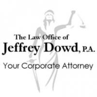The Law Office of Jeffrey Dowd, PA