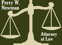 <b>Perry W. Newman, Attorney at Law</b>