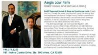 Aegis Law Firm