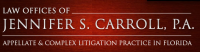 Law Offices of Jennifer S. Carroll, P.A.