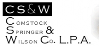 Comstock, Springer & Wilson Co., L.P.A.
