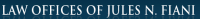 Law Offices of Jules N. Fiani