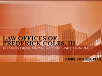 Law Offices of Frederick Coles, III Profile Image