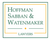 Hoffman, Sabban & Watenmaker A Professional Corporation