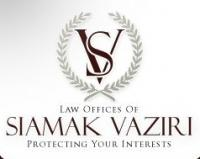 The Law Offices of Siamak Vaziri