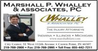 Marshall P. Whalley & Associates, PC