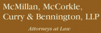 McMillan, McCorkle, Curry & Bennington, LLP