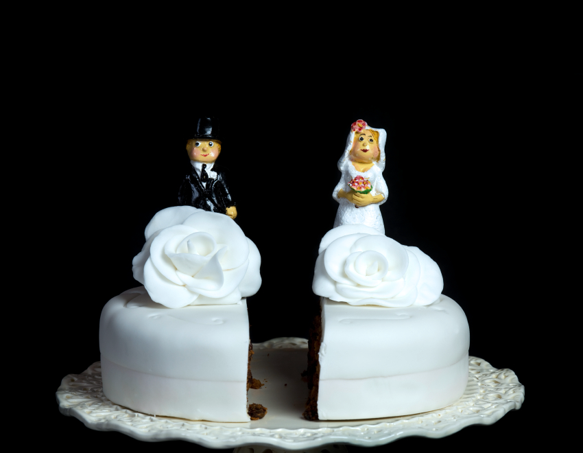 Divorcing without a lawyer?